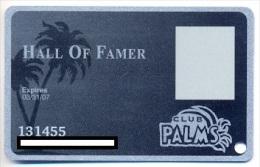 Palms Casino, Las Vegas  older used slot or player�s card, palms-17