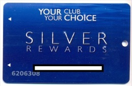 Pearl River Resort & Casinos, Choctaw, MS, older used slot or player�s  card, pearlriver-12