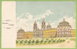 Mafra - Mosteiro - Gruss Aus - Portugal - Lisboa