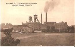 GENK - WINTERSLAG (3600) : VUE GENERALE DES CHARBONNAGES - ALGEMEEN ZICHT DER KOLENMIJNEN. CPA.