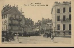 Annecy Place Du Paquier Et Rue Vaugelas - Annecy