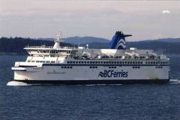 Ferry B.C. Ferries  The Spirit Of British Columbia, Canada - Fähren