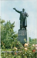 Monument To Lenin - Almaty - Alma-Ata - Kazakhstan USSR - 1970 - Unused - Kazakhstan