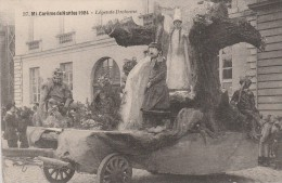 MI-CAREME DE NANTES 1924- LEGENDE BRETONNE -44- - Nantes