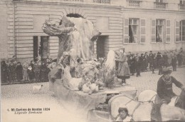 NANTES -44- MI CAREME DE NANTES 1924 - LEGENDE BRETONNE - Nantes