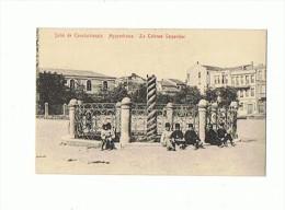 CPA TURQUIE CONSTANTINOPLE Hyppodrome La Colonne Serpentine - Turquie