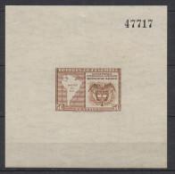 HF3-KOLUMBIEN / COLOMBIA.-S/S.- MI: BLOCK 3- 1948.- MNH .-.IX INTERNATIONAL CONFERENCE .-.  CV €: 3.00 - Colombia
