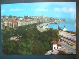230 ESPAÑA SPAIN CANTABRIA SANTANDER JARDINES DE PEREDA POSTCARD POSTAL AÑOS 60/70 - TENGO MAS POSTALES - Cantabria (Santander)