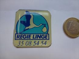 Magnets , Régie Linge , Cigogne - Magnete