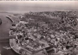 CPSM.GF . 76 . DIEPPE . VUE GENERALE AERIENNE - Dieppe