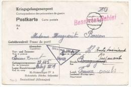 B618 - Kriegsgefangenpost - 1941 - Stalag IV A - Pour Voujaucourt Doubs -  - - WW II