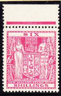 Neuseeland - Fiscalmarke SG F 196 * 1940 - Fiscaux-postaux