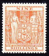 Neuseeland - Fiscalmarke SG F 200 * 1946 - Fiscaux-postaux