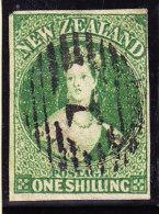 Neuseeland - SG 46 Vollrandig Fehlerfrei Signiert - 1855-1907 Colonie Britannique
