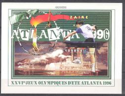 Olympic Games Atlanta Table-tennis 1996 COB BL87 MNH - 1990-96: Neufs