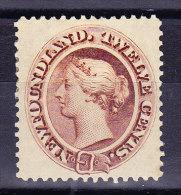 Kanada Neufundland 1865 SG.#33 * - Neufundland