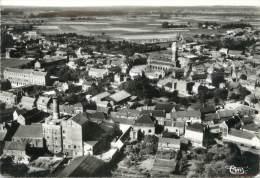 """/ CPSM FRANCE 59 """"Gondecourt, Vue Générale Aérienne"""" - Otros Municipios"""