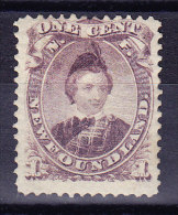 Kanada Neufundland 1868 SG.#34 (*) - Terre-Neuve