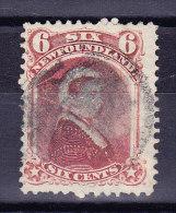 Kanada Neufundland 1868 SG.#39 Gestempelt - Neufundland