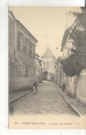 251. Moret Sur Loing, La Rue Des Granges - Moret Sur Loing