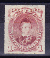 Kanada Neufundland 1877 SG.#40 (*) Signiert - Terre-Neuve
