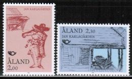AX 1993 MI 70-71 - Aland
