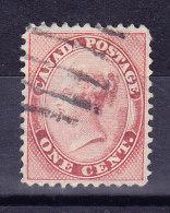 Kanada 1859 SG.#29 Gestempelt - Minim Dünne Stelle - Gebraucht