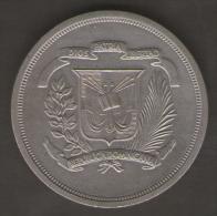 DOMINICANA 1 PESO 1979 - Dominicana