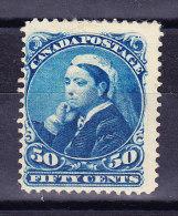 Kanada 1893 SG.#116 * Falz Kleine Stelle Minim Dünn - 1851-1902 Victoria