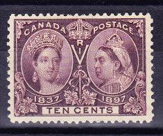 Kanada 1893 SG.#131 * Falz - 1851-1902 Règne De Victoria