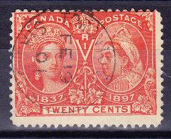 Kanada 1893 SG.#133 Gestempelt - 1851-1902 Règne De Victoria
