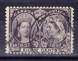Kanada 1893 SG.#130 Gestempelt - 1851-1902 Règne De Victoria