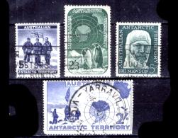 Australian Antarctic Territory-005 - Valori (o) - Privi Di Difetti Occulti. - Stamps