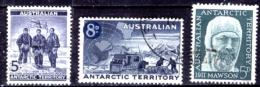 Australian Antarctic Territory-006 - Valori (o) - Privi Di Difetti Occulti. - Postzegels