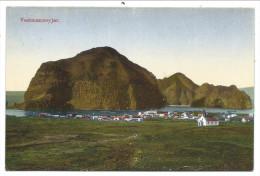 ///  CPA - ISLANDE - Vestmanneyjar    // - Islande