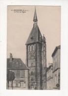 Carte Postale  SENONCHES TOUR DE L EGLISE - Sonstige Gemeinden