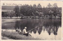 Hermeton-sur-Meuse 11: La Meuse ( Pêcheur ) - Hastière