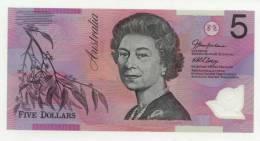 AUSTRALIE : 5 $ 2005 (unc) - Decimal Government Issues 1966-...