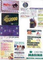 11-1060. Calendarios Publicitarios, Año 2000. 9 Diferentes - Calendarios
