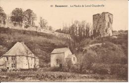 CPA Beaumont, Le Moulin De Leval Chaudeville - Beaumont