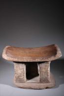Tabouret Baoulé - Art Africain