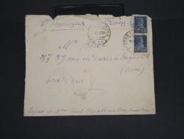 RUSSIE-Enveloppe De Rostoff Pour Paris En 1925 à Voir P7251