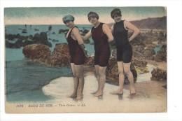 12588 -  Bains De Mer Trois Grâces En Maillot De Bain - Women