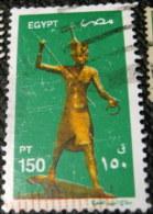 Egypt 2002 Egyptian Art 150p - Used - Egypt