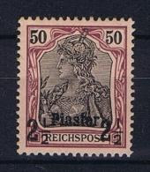 Deutsche Reich P.A. In  Türkei, Mi 18 I   MH/* - Kantoren In Het Turkse Rijk