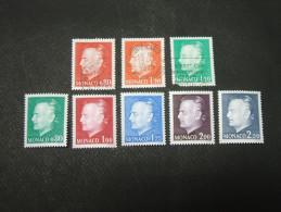 MONACO - Prince Rainier - Y&T N° 993 / 996 / 1079 à 1082 / 1142 / 1233 (1974 à 1980) N** Et Ob - Cote 13,55€ - Monaco