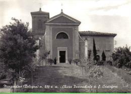 MONGARDINO   (BOLOGNA) CHIESA PARROCCHIALE S. CRISTOFORO, PRETE - Bologna
