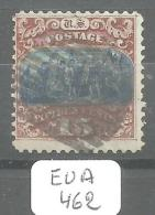 EUA Scott 118 Type I Very Good YT 35a # - Used Stamps