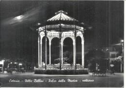 CATANIA-VILLA BELLINI-VIAGGIATA 1957-FG-C478