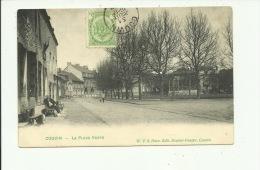 Couvin Place Verte ( Voies Du Tram ) - Couvin